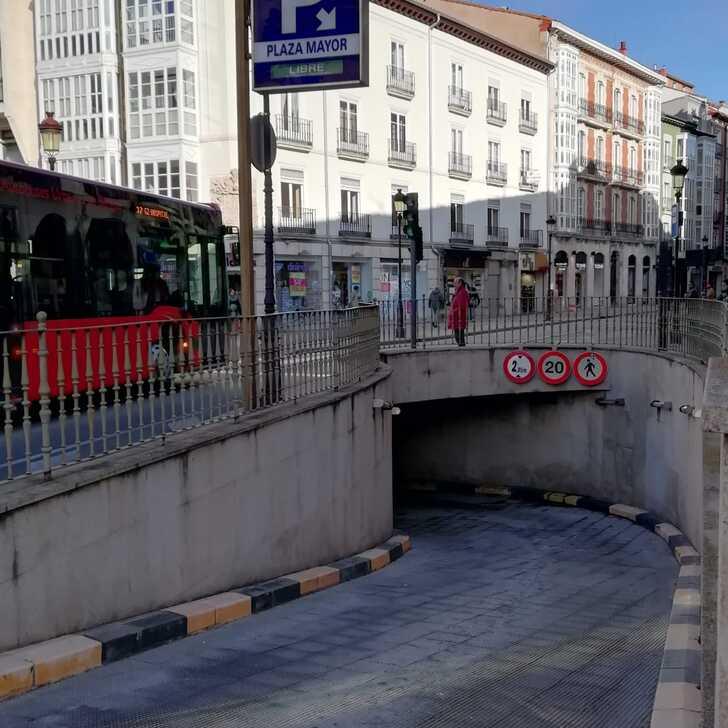 Parking Público APK2 PLAZA MAYOR DE BURGOS (Cubierto) Burgos