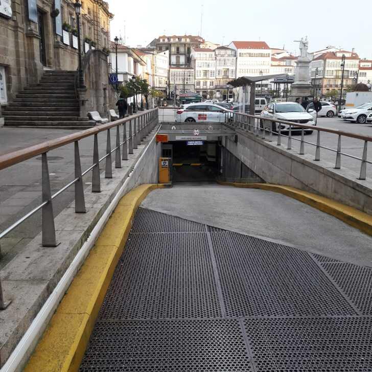 Estacionamento Público PARKING BETANZOS (Coberto) Betanzos