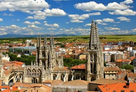 Burgos car park: prices and subscriptions - City car park | Onepark