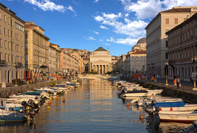 Trieste car park: prices and subscriptions - City car park | Onepark