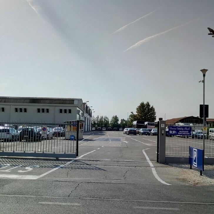 Parcheggio Low Cost  VENICE UTILITY PARK TERMINAL CROCIERE (Esterno) Mestre