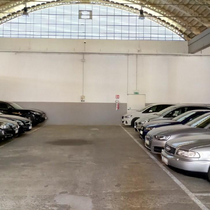 Estacionamento Low Cost VENICE UTILITY PARK TERMINAL CROCIERE  (Coberto) Mestre