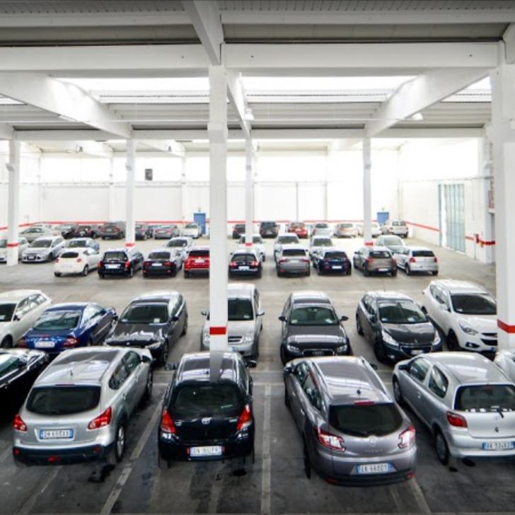 Discount Parkhaus BEST FLY PARKING ORIO (Überdacht) Parkhaus Seriate