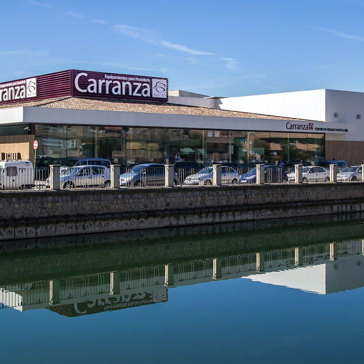 Parking Public CC CARRANZA GRANADA (Couvert) Granada