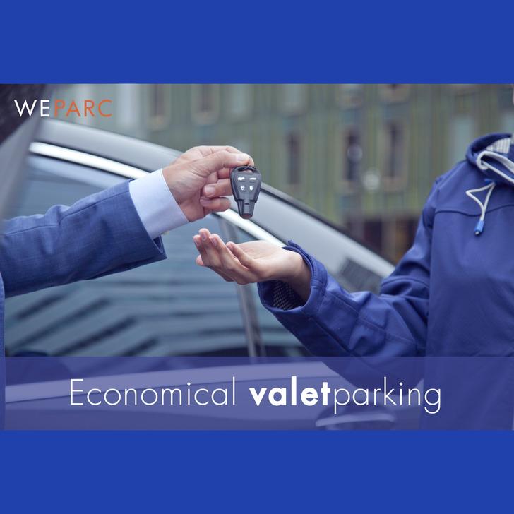 WEPARC - SCHIPHOL AIRPORT Valet Service Parking (Overdekt) Amsterdam