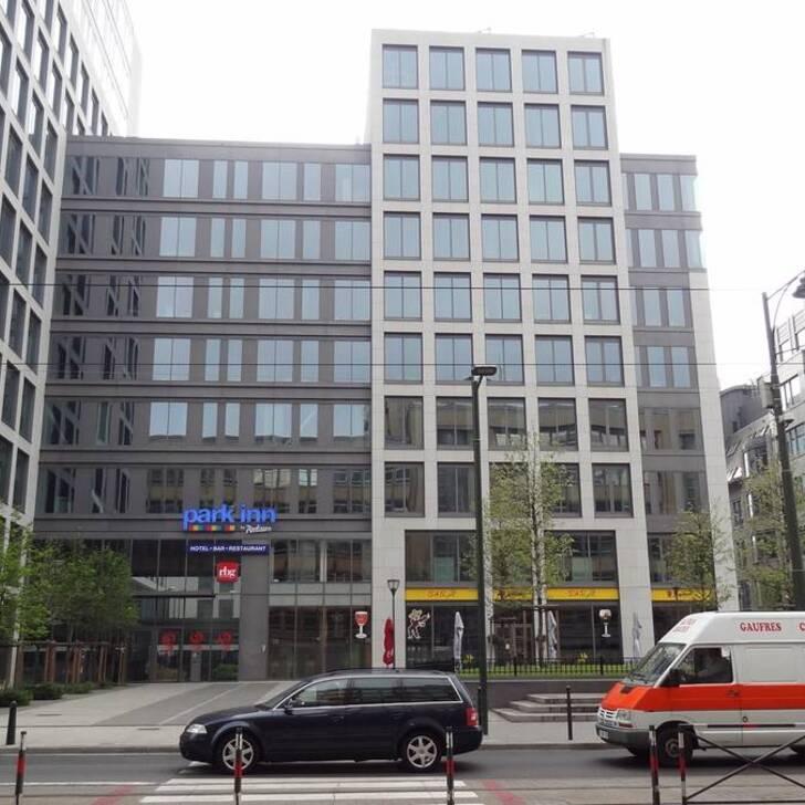 PARK INN BRUSSELS MIDI Hotel Parking (Overdekt) Bruxelles