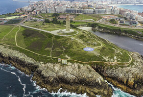 Parkhaus A Coruña: Todos los parkings  : Preise und Angebote | Onepark