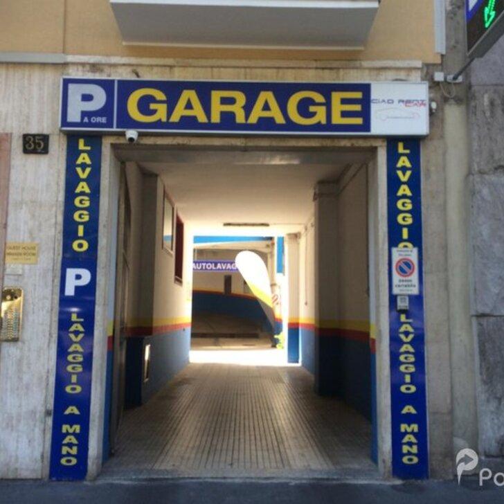 Estacionamento Público CENTRAL PARKING CA.TI. (Coberto) Milano