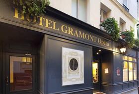 Parking Junto al Hotel Gramont Opera. en París : precios y ofertas - Parking de barrio | Onepark