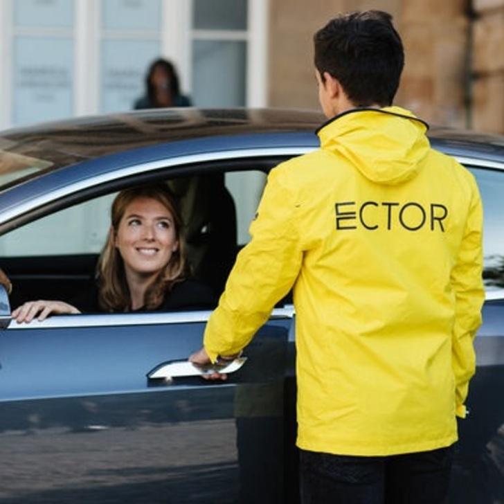 ECTOR Valet Service Car Park (External) Nice