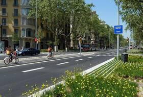 Parkeerplaats Passeig Sant Joan : tarieven en abonnementen | Onepark