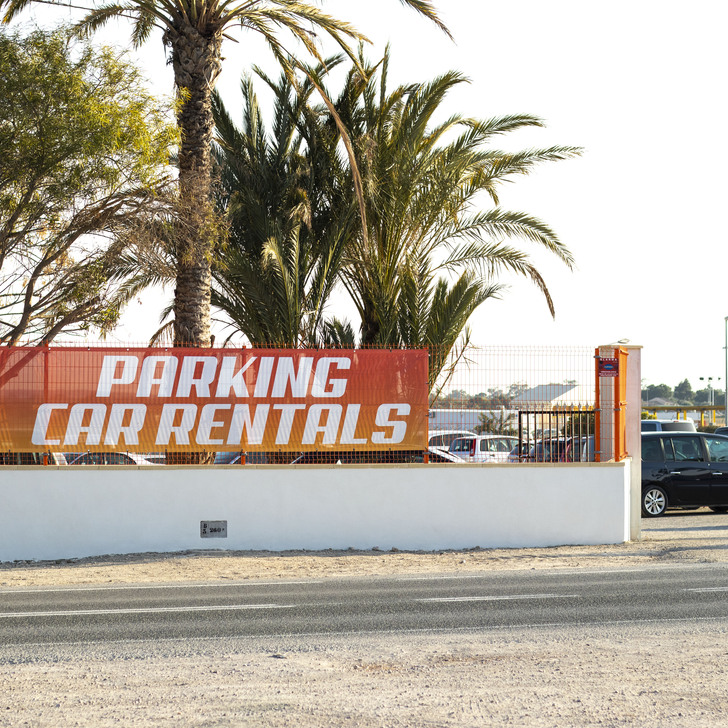 Parkservice Parkhaus TOP GEAR VALET PARKING (Extern) Alicante