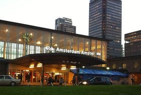 Station Amsterdam Amstel car park in Amsterdam: prices and subscriptions - Station car park | Onepark