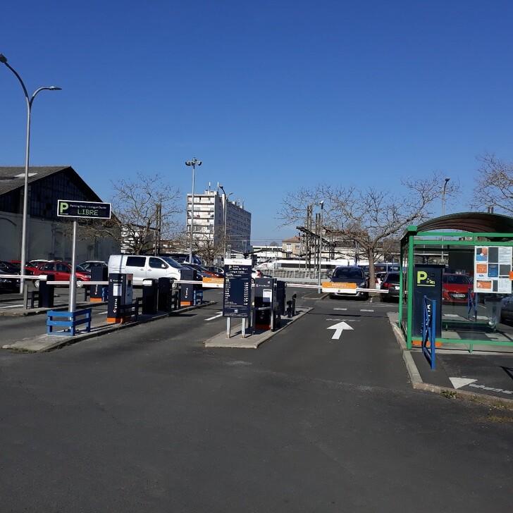Offiziell Parkhaus EFFIA GARE DE NIORT (Extern) Parkhaus NIORT