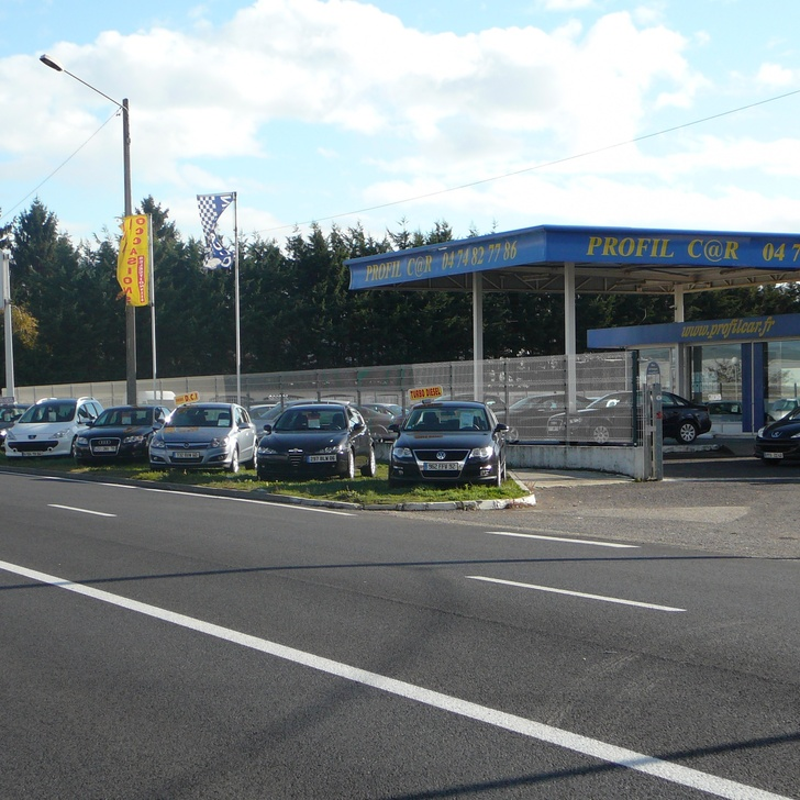 Parking Low Cost PROFIL CAR (Exterior) Grenay