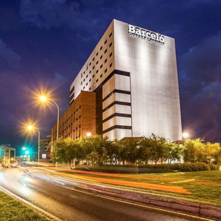 Parque de estacionamento Estacionamento Hotel BARCELÓ GRANADA CONGRESS (Coberto) Granada