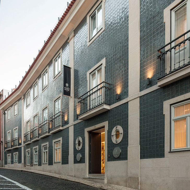 LISBOA PESSOA HOTEL Hotel Parking (Overdekt) Lisboa