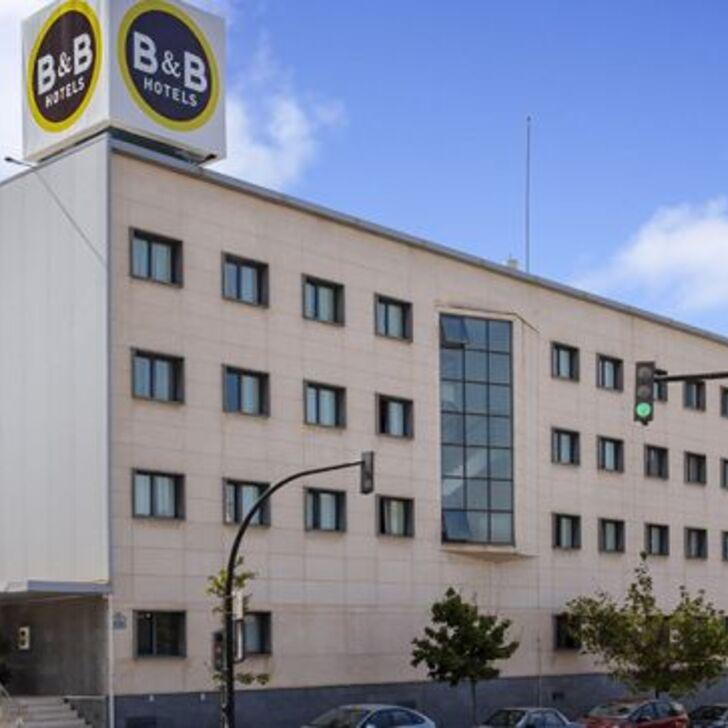Parque de estacionamento Estacionamento Hotel B&B HOTEL GRANADA ESTACIÓN (Coberto) Granada