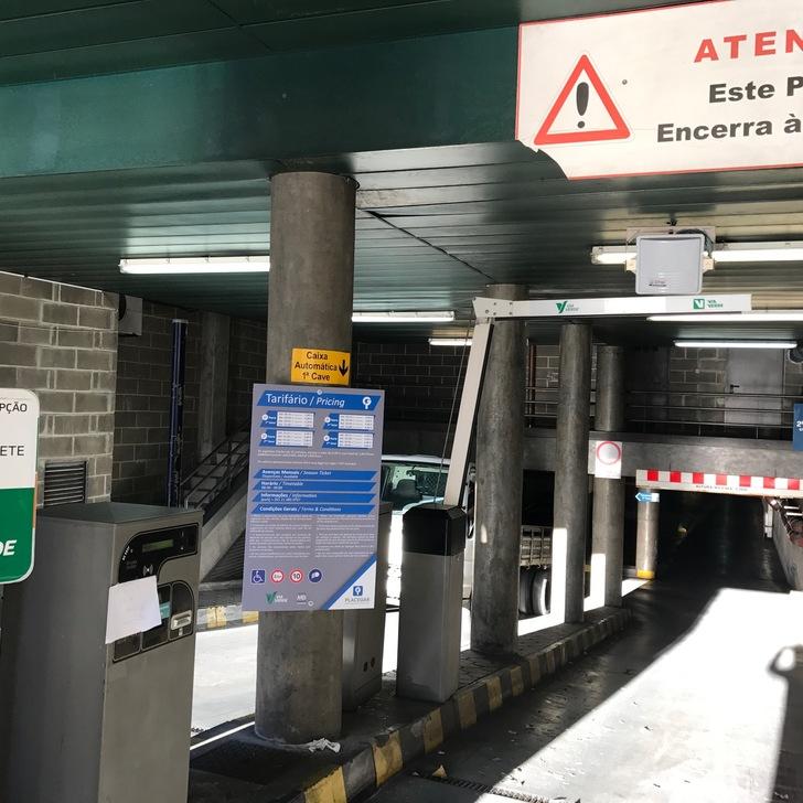 Estacionamento Público PARQUE PÂTEO BAGATELA (Coberto) Lisboa