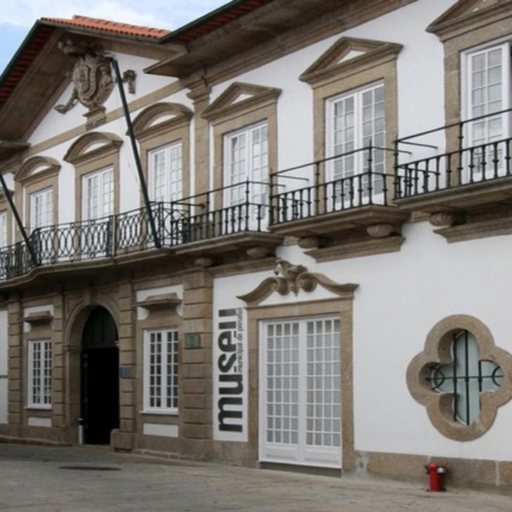 PARQUE MUSEU MUNICIPAL DE PENAFIEL Openbare Parking (Overdekt) Penafiel