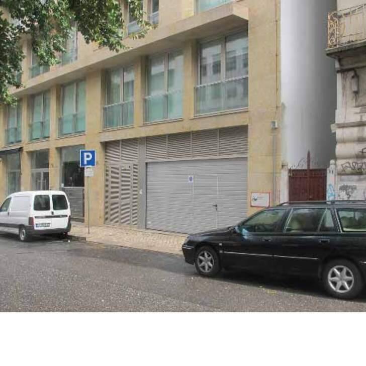 Parque de estacionamento Estacionamento Público PARQUE MARQUÊS DE TOMAR 76 (Coberto) Lisboa