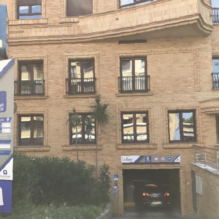 Öffentliches Parkhaus PARQUE CLINICA LUSIADAS SACAVEM (Überdacht) Sacavem