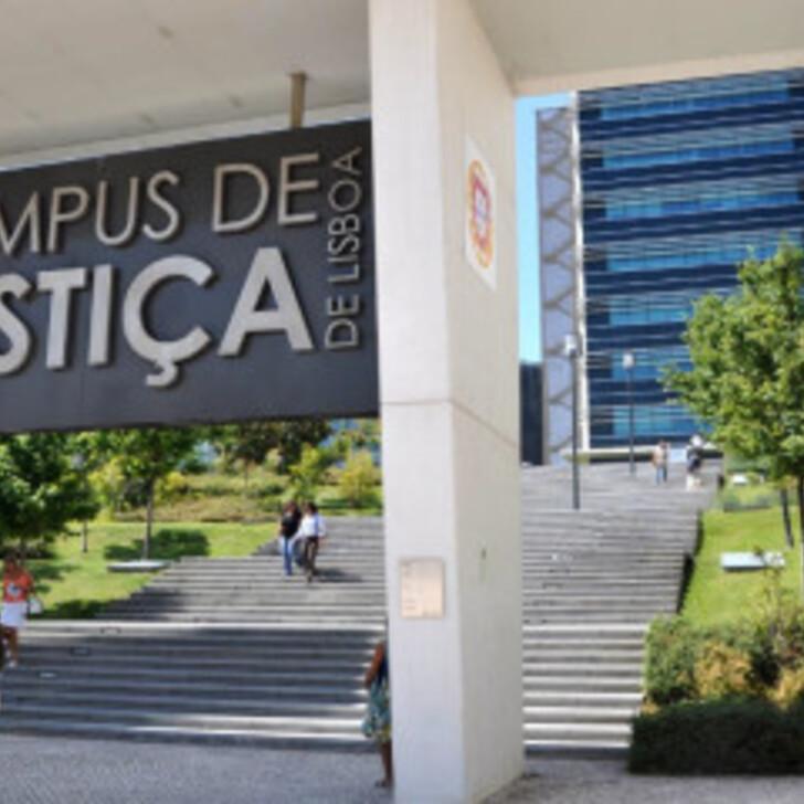 Parque de estacionamento Estacionamento Público PARQUE OPE CAMPUS JUSTIÇA (Coberto) Lisboa