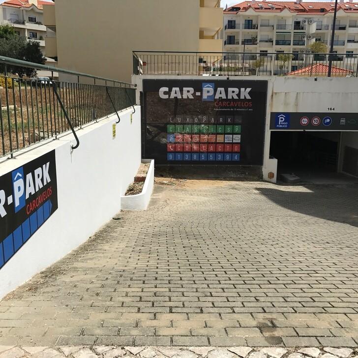 Estacionamento Público PARQUE CAR-PARK CARCAVELOS (Coberto) Carcavelos