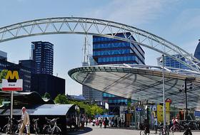 Parkeerplaats Station Rotterdam Blaak in Rotterdam : tarieven en abonnementen - Parkeren bij het station | Onepark