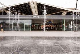 Parkeerplaats Station Tilburg in Tilburg : tarieven en abonnementen - Parkeren bij het station   Onepark