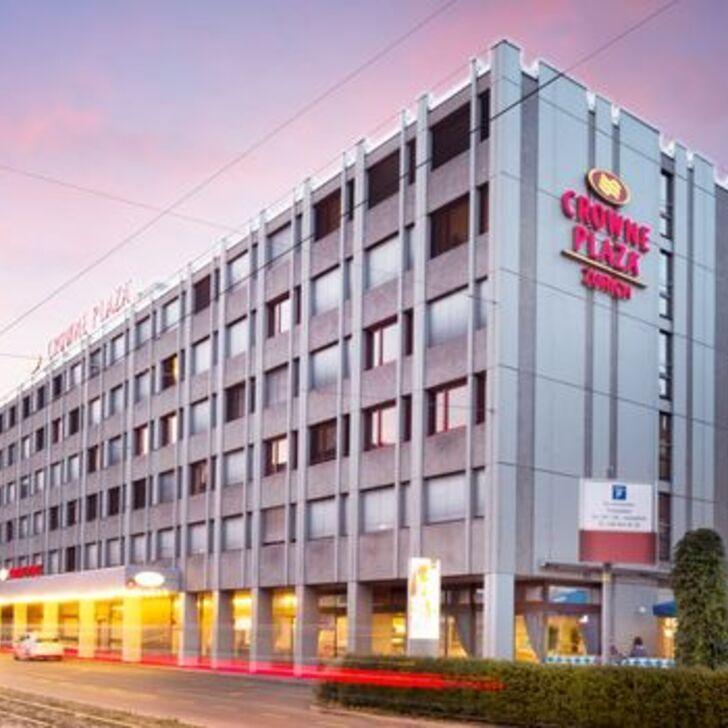 CROWNE PLAZA ZÜRICH Hotel Parking (Overdekt) Zürich