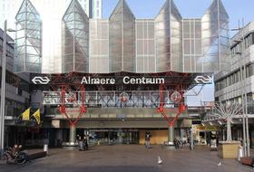 Estacionamento Station Almere Centrum: Preços e Ofertas  - Estacionamento estações | Onepark