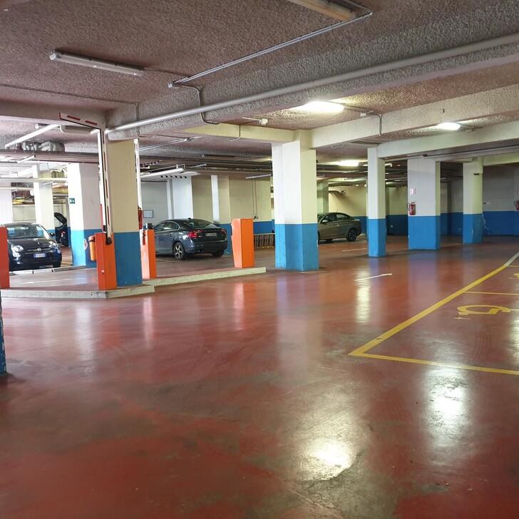 Parque de estacionamento Estacionamento Hotel MERCURE ROMA CORSO TRIESTE (Coberto) Roma