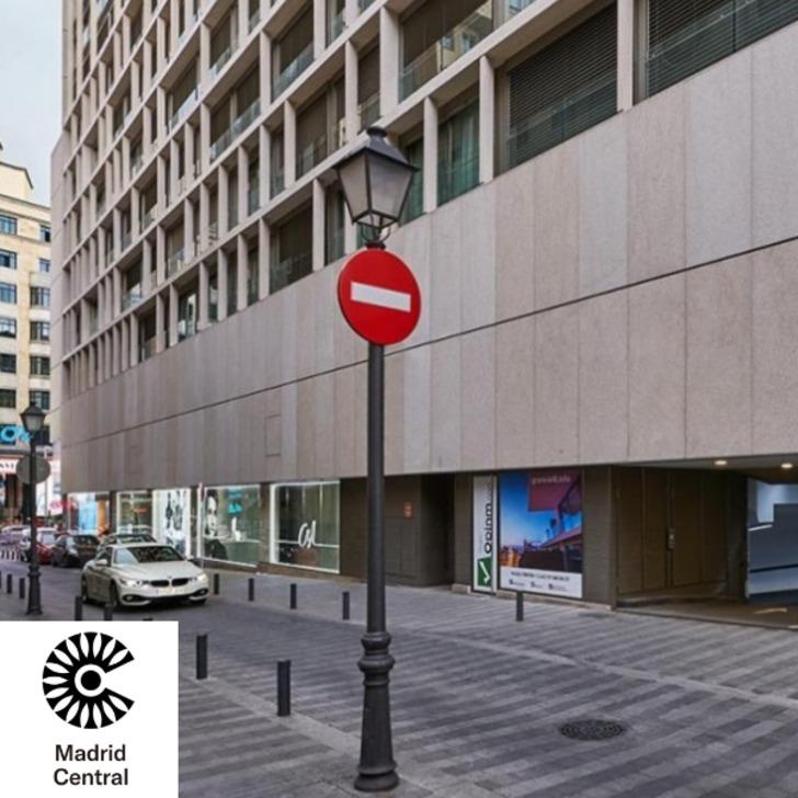 Parque de estacionamento Estacionamento Público CALLAO SMART PARKING (Coberto) Madrid