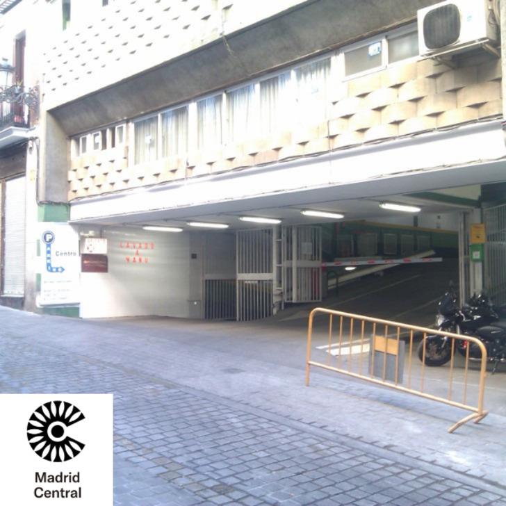 Öffentliches Parkhaus GARAJE CENTRO (Überdacht) Parkhaus Madrid