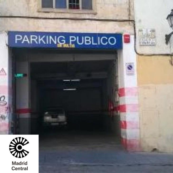 Öffentliches Parkhaus CITYPARKING PRIMAVERA (Überdacht) Parkhaus Madrid