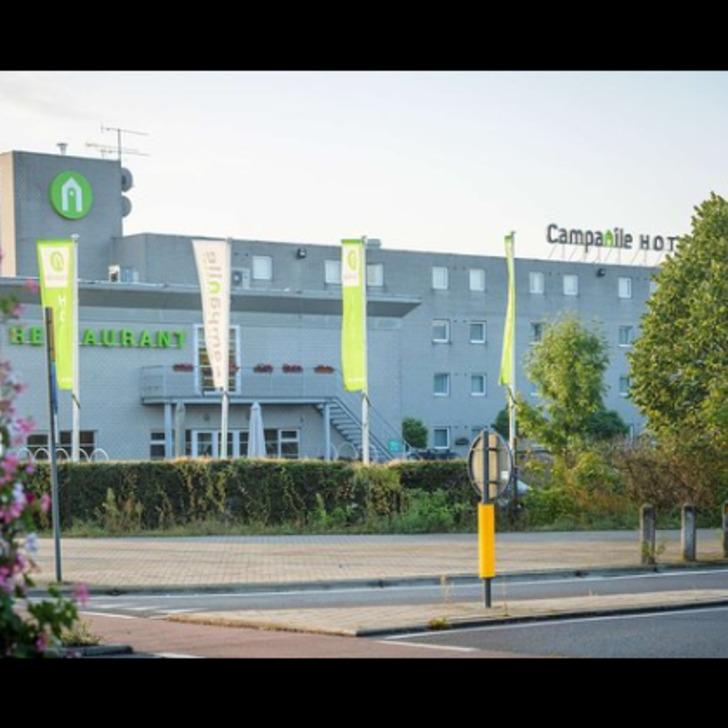 Parque de estacionamento Estacionamento Hotel CAMPANILE VILVOORDE (Exterior) Vilvoorde