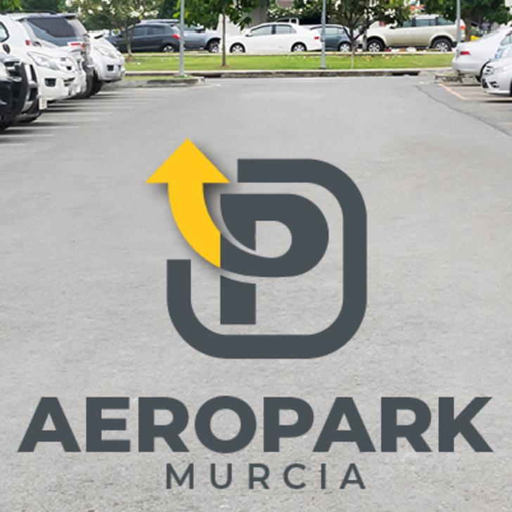 Estacionamento Serviço de Valet AEROPARK MURCIA (Exterior) Murcia