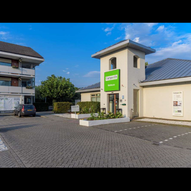 CAMPANILE ZEVENAAR Hotel Parking (Exterieur) Zevenaar