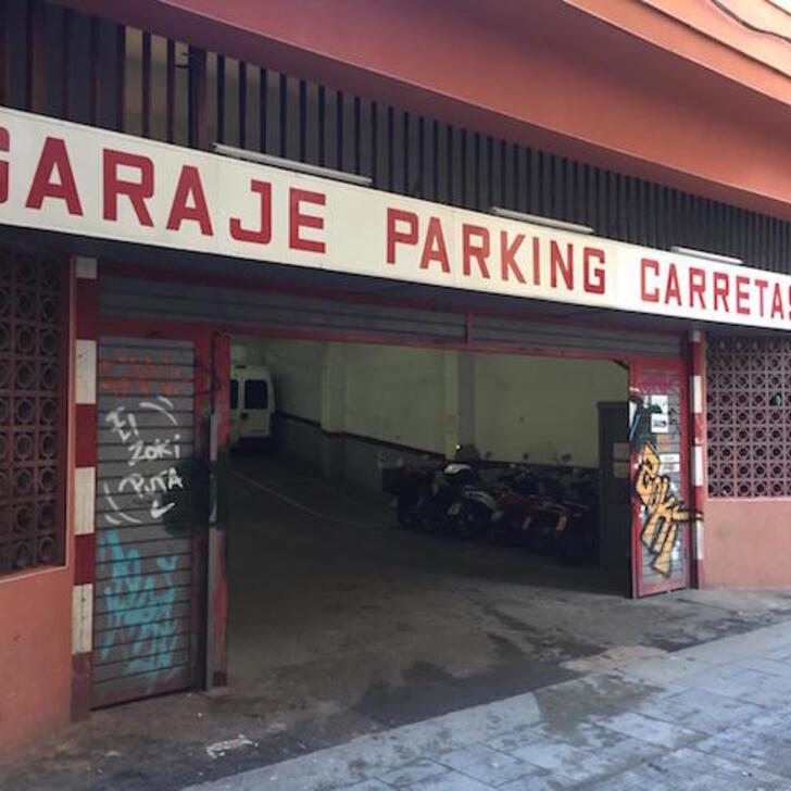 Parking Public PARKING CARRETAS 45 (Couvert) Barcelona