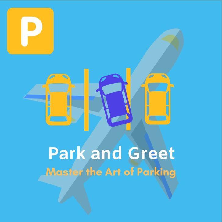 Discount Parkhaus GÉMINIS PARK AND GREET (Überdacht) Sant Boi de Llobregat