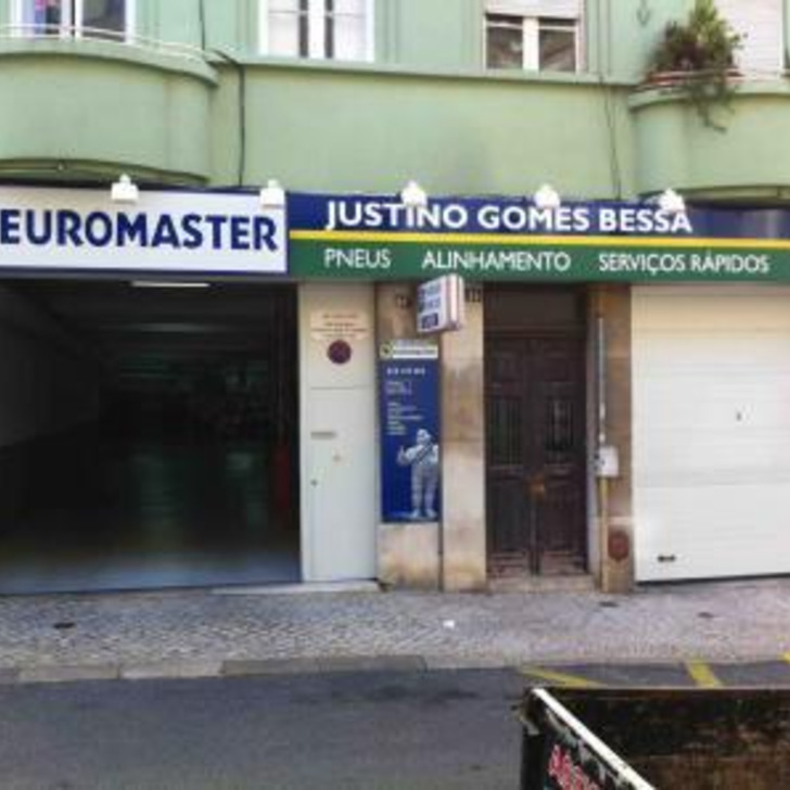 Parque de estacionamento Estacionamento Público EUROMASTER ESTEFÂNIA (Coberto) Lisboa