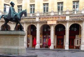Parking Théâtre Edouard VII à Paris : tarifs et abonnements - Parking de théâtre | Onepark