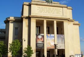 Parkhaus Théâtre National de Chaillot in Paris : Preise und Angebote - Parken bei einem Theater | Onepark