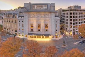 Parkhaus Théâtre des Champs-Elysées in Paris : Preise und Angebote - Parken bei einem Theater | Onepark
