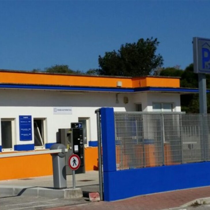 Parque de estacionamento Estacionamento Público QUICK BRINDISI AEROPORTO (Exterior) Brindisi