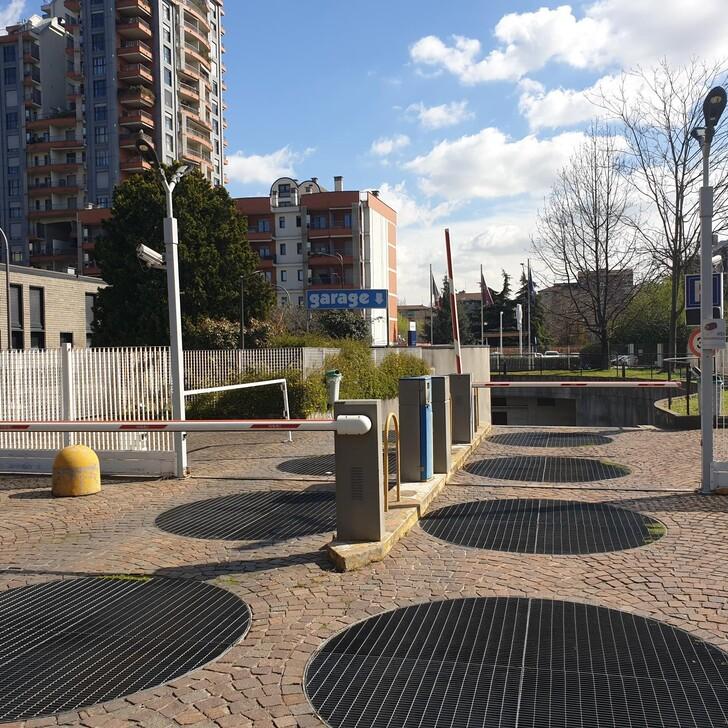 Parque de estacionamento Estacionamento Hotel NOVOTEL MILANO NORD CA GRANDA (Coberto) Milano