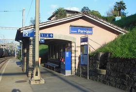Parkhaus Gare de Lugano-Paradiso : Preise und Angebote - Parken am Bahnhof | Onepark