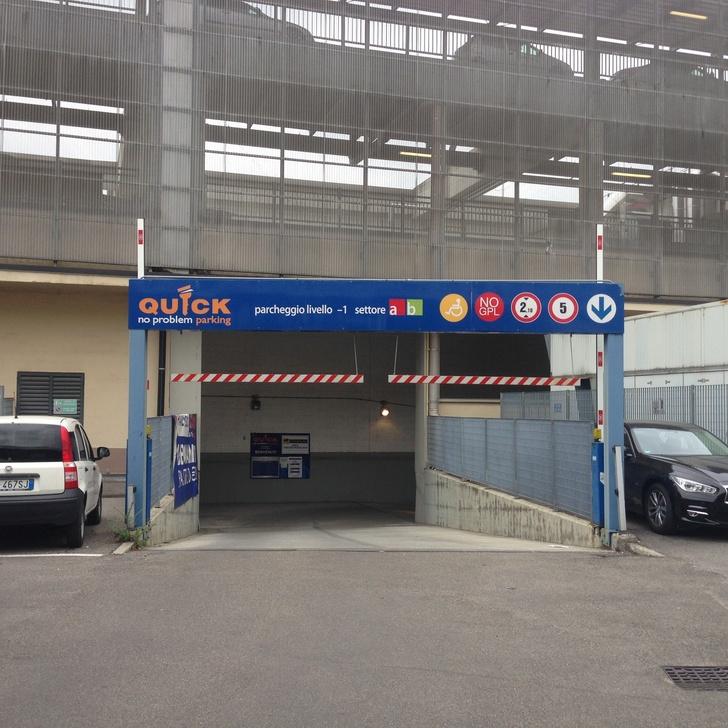Estacionamento Público QUICK SEMPIONE MILANO (Coberto) Milano