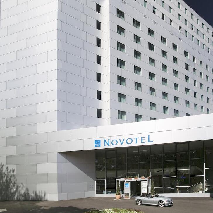 NOVOTEL BERN EXPO Hotel Parking (Overdekt) Bern